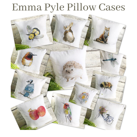 Pillow Cover by Emma Pyle