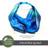 INFINITY DESIGN SILK SCARF - Side Street Studio - 2