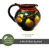 PEAR DESIGN PITCHER - Side Street Studio - 2