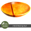 LARGE ARBUTUS AND MAHOGANY SALAD BOWL - Side Street Studio - 3