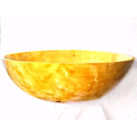 MANITOBA MAPLE SALAD BOWL - Side Street Studio  - 1