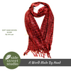 SOFT HAND WOVEN SCARF - Side Street Studio - 2