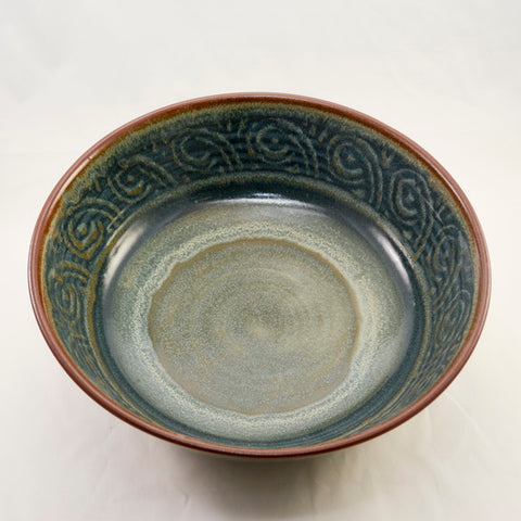 LARGE PASTA SERVING BOWL