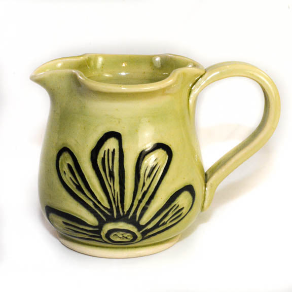 SMALL LEAF JUG