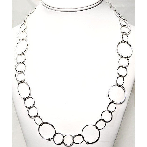STERLING SILVER CHAIN - Side Street Studio  - 1