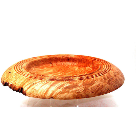 MAPLE BURL BOWL - Side Street Studio  - 1