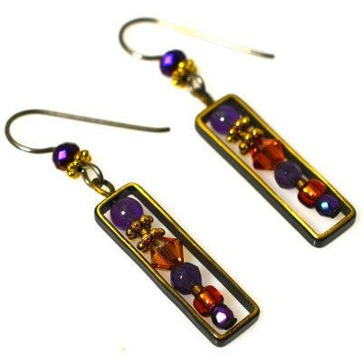GLORIANA EARRINGS - Side Street Studio