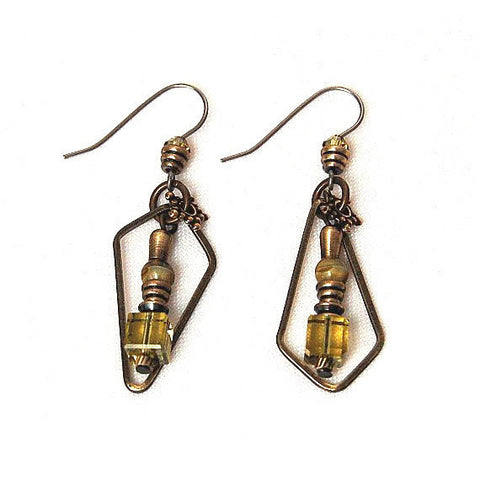 IN THE LIMELIGHT EARRINGS - Side Street Studio