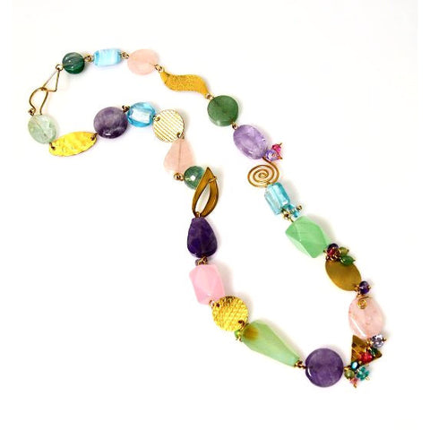 PASTELS NECKLACE - Side Street Studio - 1