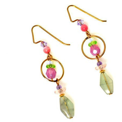 PASTELS EARRINGS - Side Street Studio