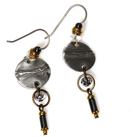 SILVA MIST EARRINGS - Side Street Studio