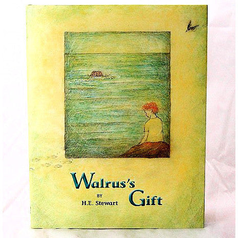 WALRUS'S GIFT BOOK - Side Street Studio