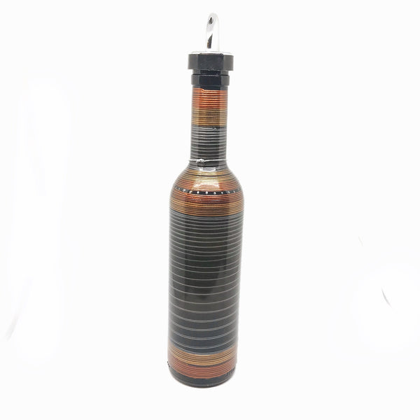 BEER BOTTLE GLASS POURING BOTTLE