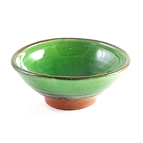 SMALL CONDIMENT BOWL - GREEN