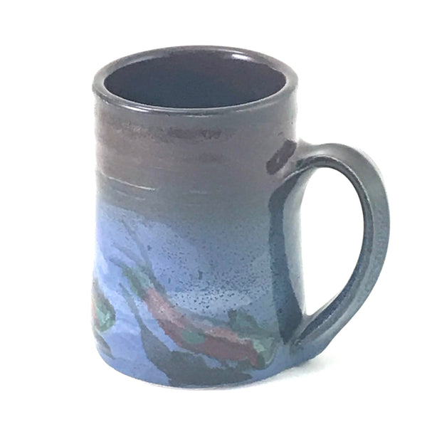SMALL SALMON DESIGN MUG