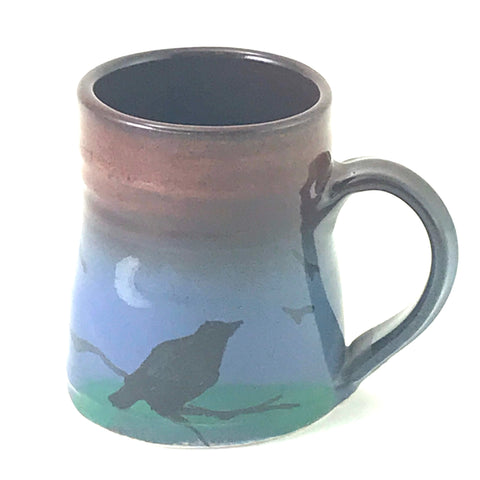 SMALL CROW DESIGN MUG