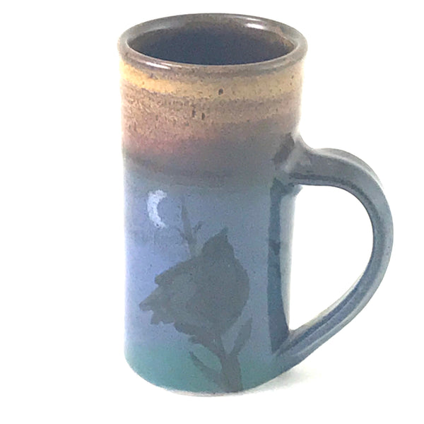 STRAIGHT CROW DESIGN MUG
