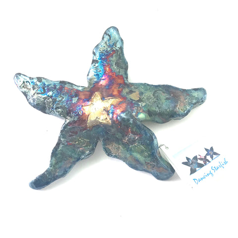 MEDIUM RAKU DANCING STARFISH