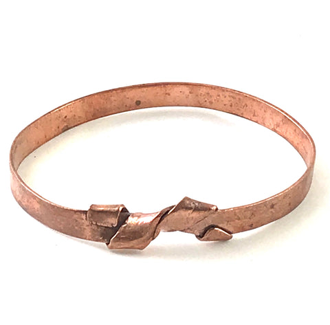COPPER BANGLE - BRACELET