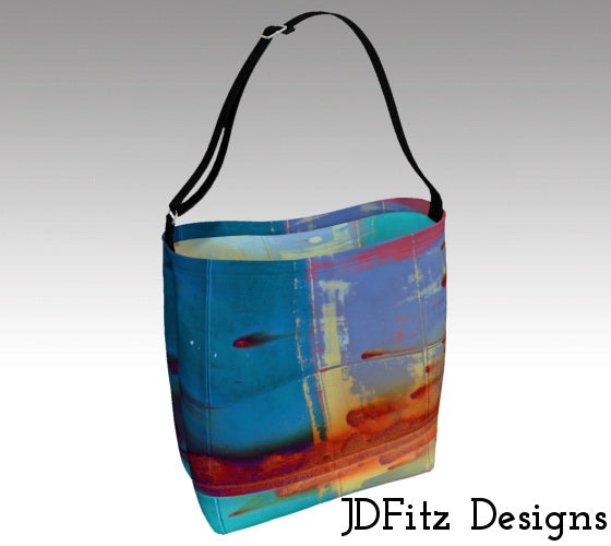 CROSS BODY TOTE BAGS - LISTEN