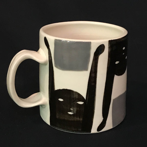 Character with Long Arms Espresso Mug