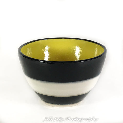 LELA LINE SMALL BOWL
