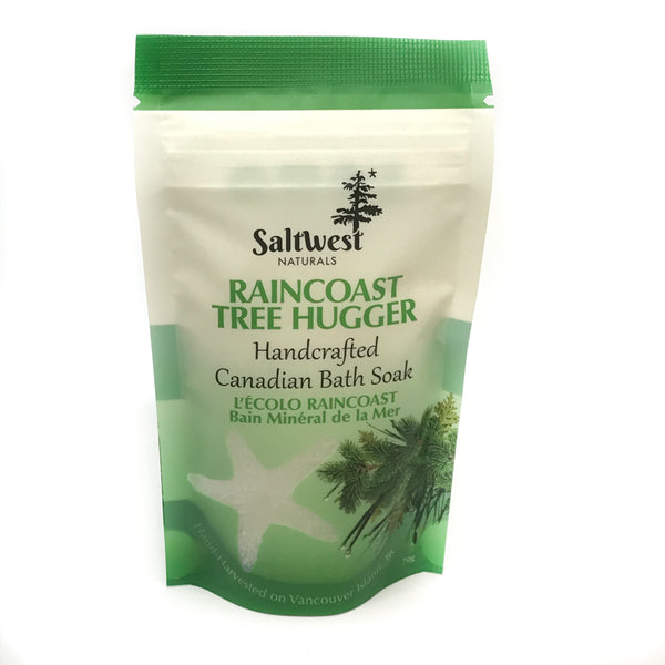 RAINCOAST TREE HUGGER CANADIAN BATH SALT