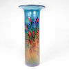 CALIFORNIA POPPY CYLINDRICAL VASE