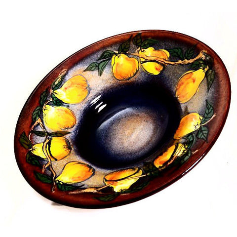PEAR DESIGN LARGE SERVING BOWL - Side Street Studio  - 1