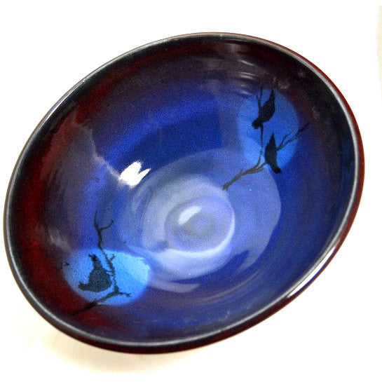 CROW DESIGN LARGE SERVING BOWL - Side Street Studio  - 1