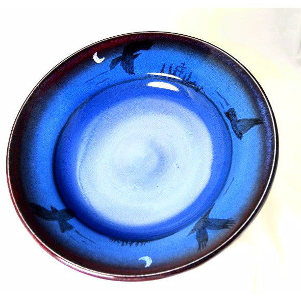 CROW DESIGN LOW SERVING BOWL - Side Street Studio