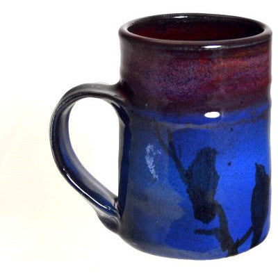 SMALL CROW DESIGN MUG - Side Street Studio