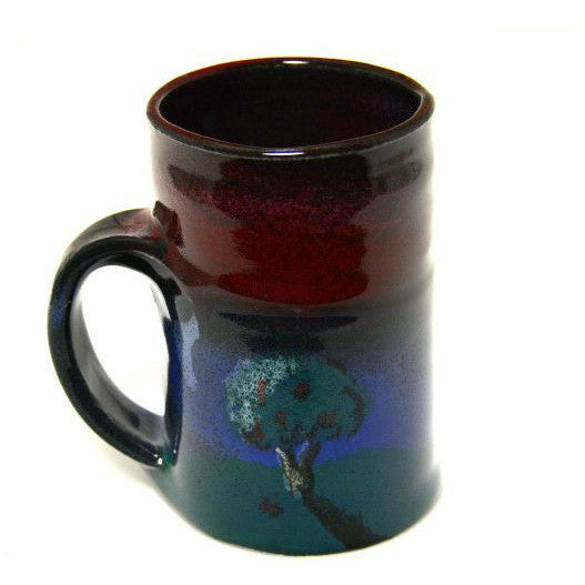 SMALL APPLE TREE AND MOON MUG - Side Street Studio