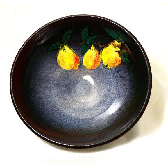 PEAR DESIGN SERVING BOWL - Side Street Studio - 1