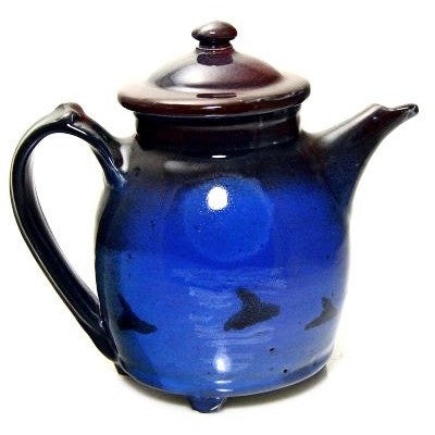 ORCA DESIGN TEA POT