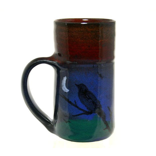 CROW AND MOON DESIGN MUG - Side Street Studio