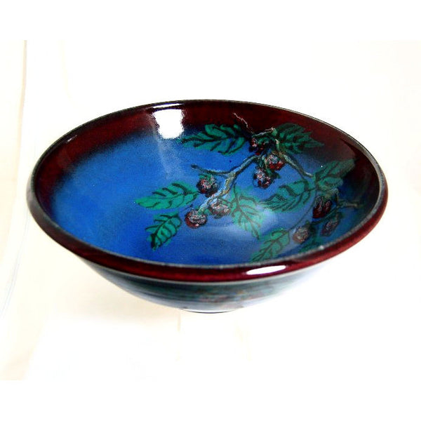 BERRY DESIGN SERVING BOWL - Side Street Studio - 1
