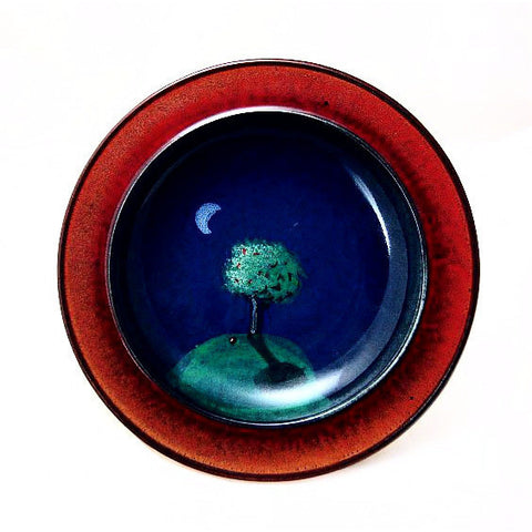 TREE AND MOON PASTA BOWL - Side Street Studio