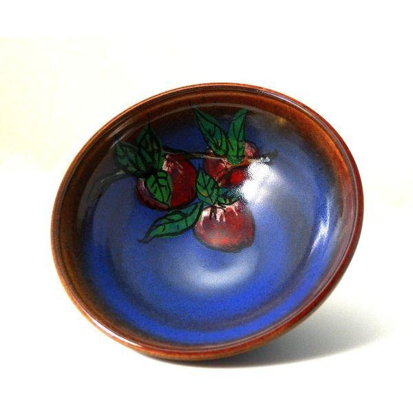 RED APPLE DESIGN BOWL