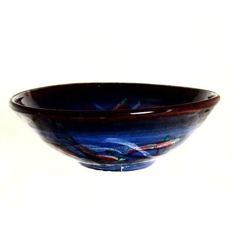 SALMON DESIGN BOWL - Side Street Studio  - 1