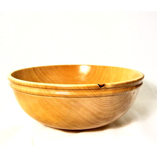 WESTERN MAPLE SALAD BOWL - Side Street Studio  - 1