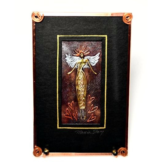 SMALL CELEBRATION WALL HANGING - ANGEL