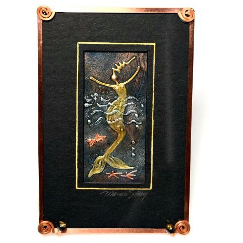 SMALL CELEBRATION WALL HANGING - MERMAID