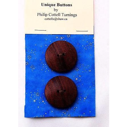 UNIQUE WOODEN BUTTONS - Side Street Studio