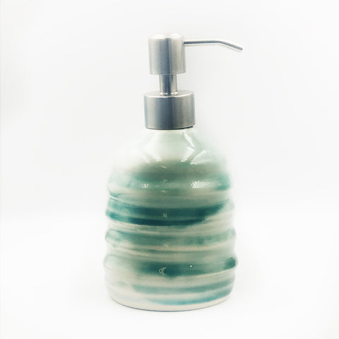 Green Beehive Hand Soap Dispenser