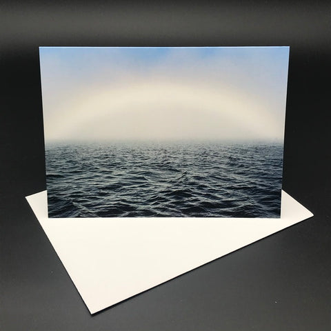 Fogbow Greeting Card