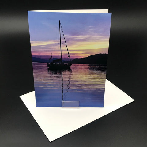 Montaque Greeting Card