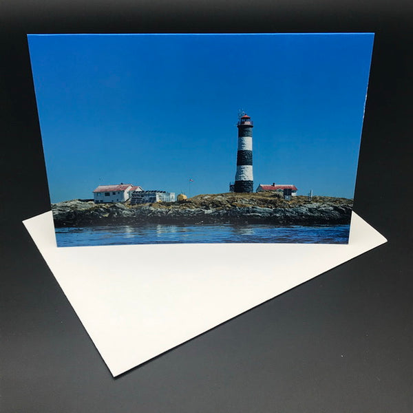 Racerocks Lighthouse Greeting Card