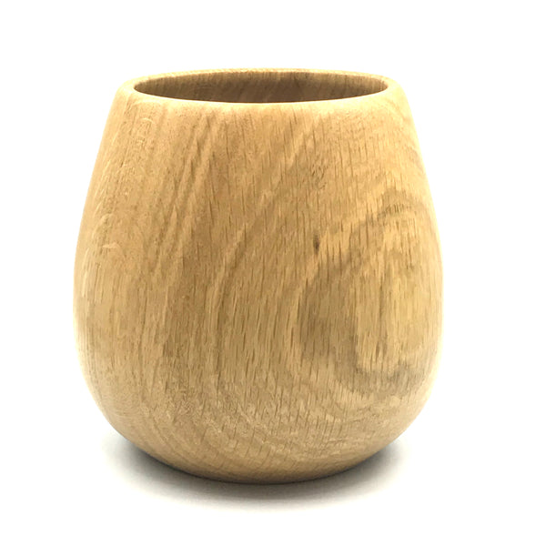 Garry Oak Calabash Bowl 5 inches