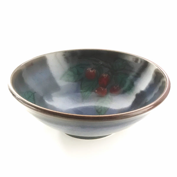 Cherry Design Serving Bowl
